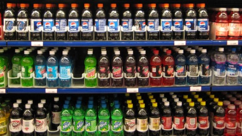 Soft Drink Tax Amendment California